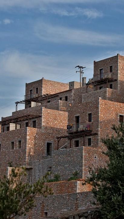Charmant hotel in de ongerepte Mani streek (Griekenland)
