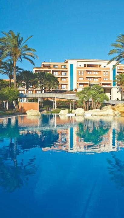 Luxueus vijfsterrenhotel op Mallorca