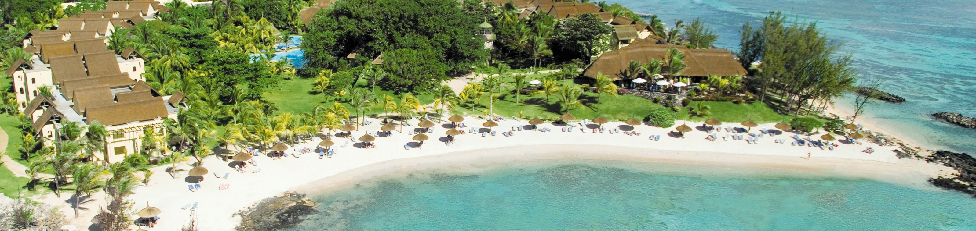 Canonnier Beachcomber Golf Resort & Spa sur l'île Maurice