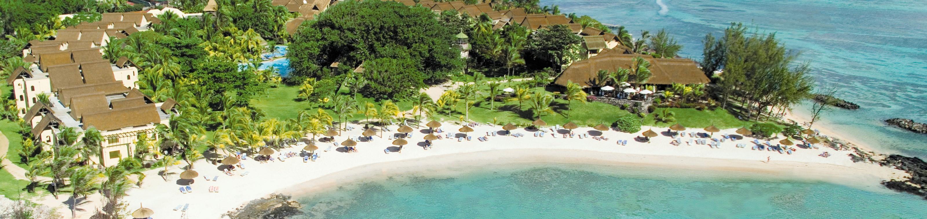 Canonnier Beachcomber Golf Resort & Spa op Mauritius