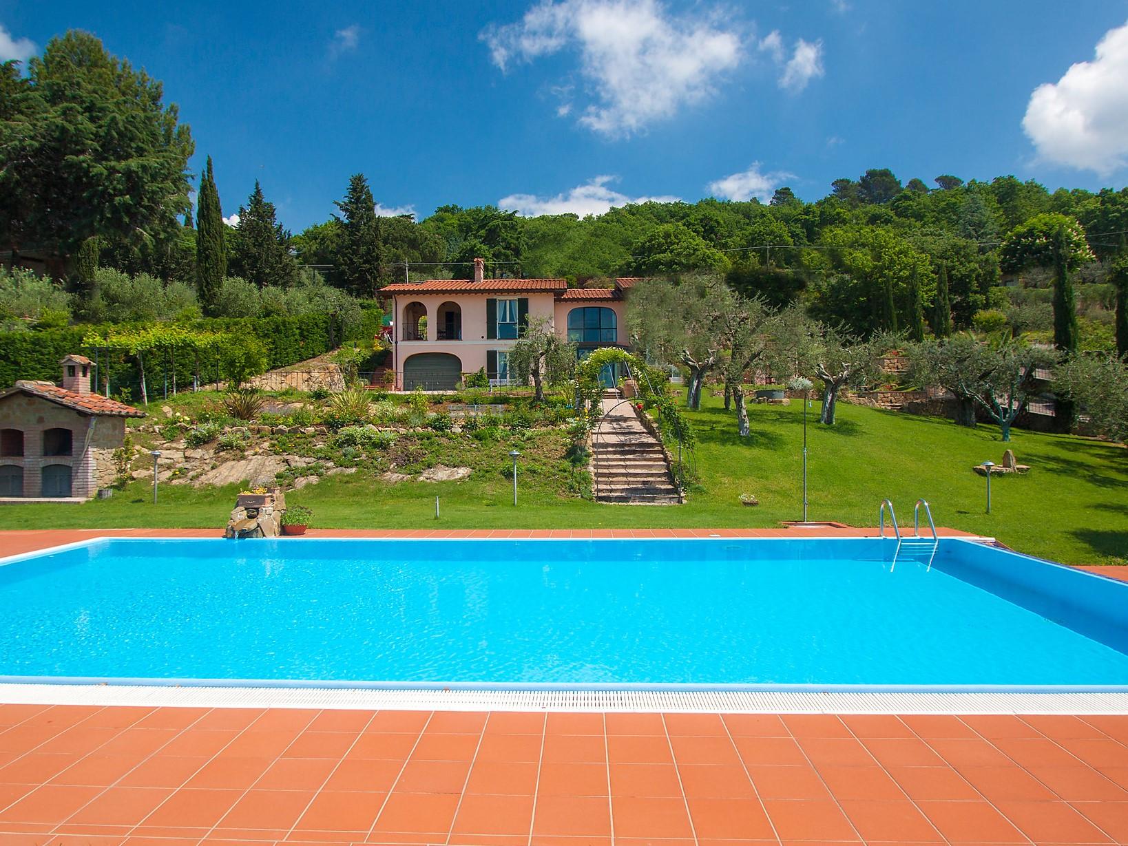 Betere Rustig gelegen Italiaanse villa in Umbrië | Selectair MU-29