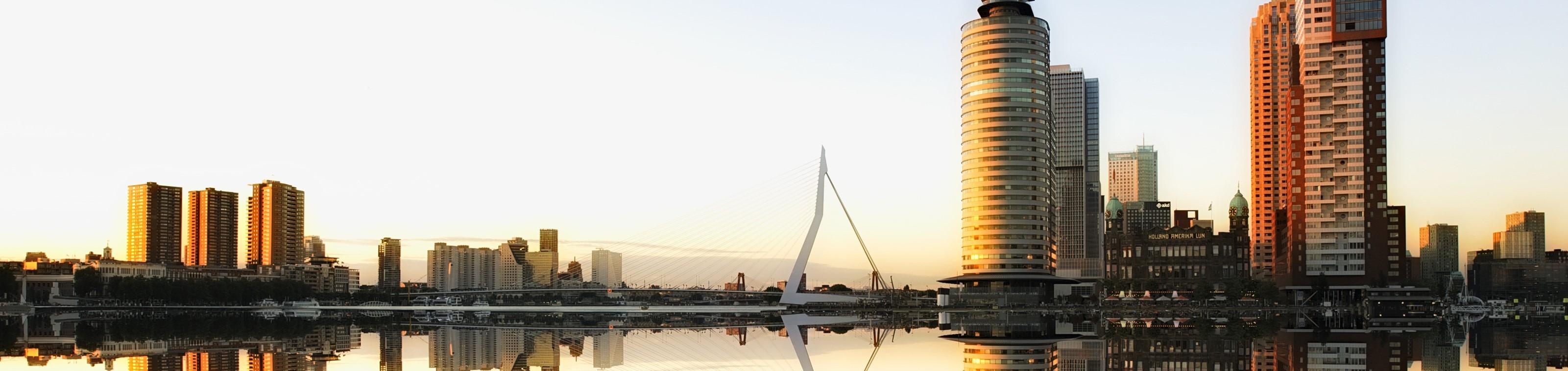 Van cruiseschip tot hotel: SS Rotterdam