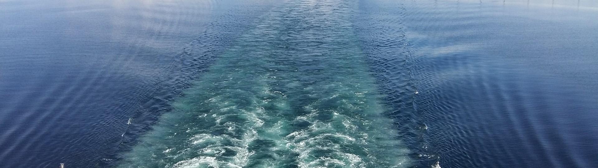 Door Noorwegen met de Hurtigruten postboot