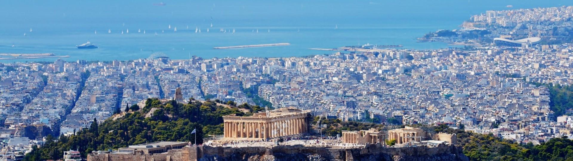 4 redenen om Athene te kiezen als citytrip
