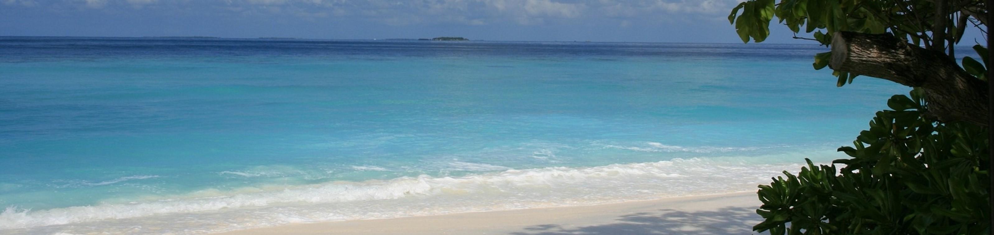 De Malediven op blote voeten