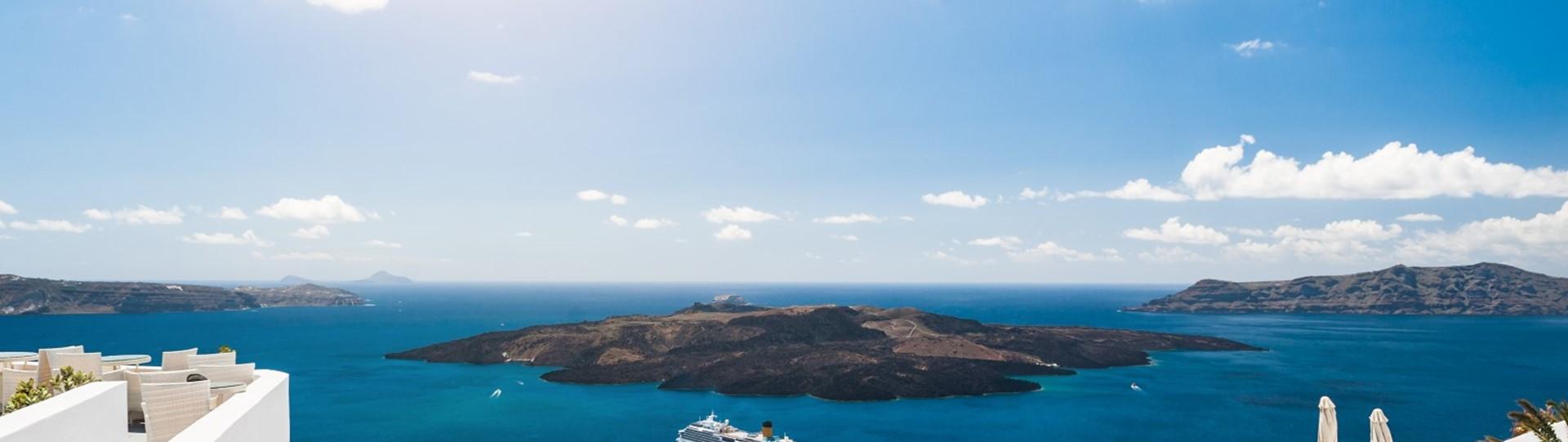 Reisvoorstelling begeleide cruises