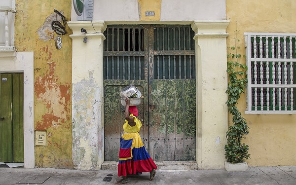 14-daagse groepsreis Colombia
