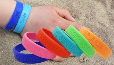 Le bracelet d'identification gratuit de TUI et Selectair