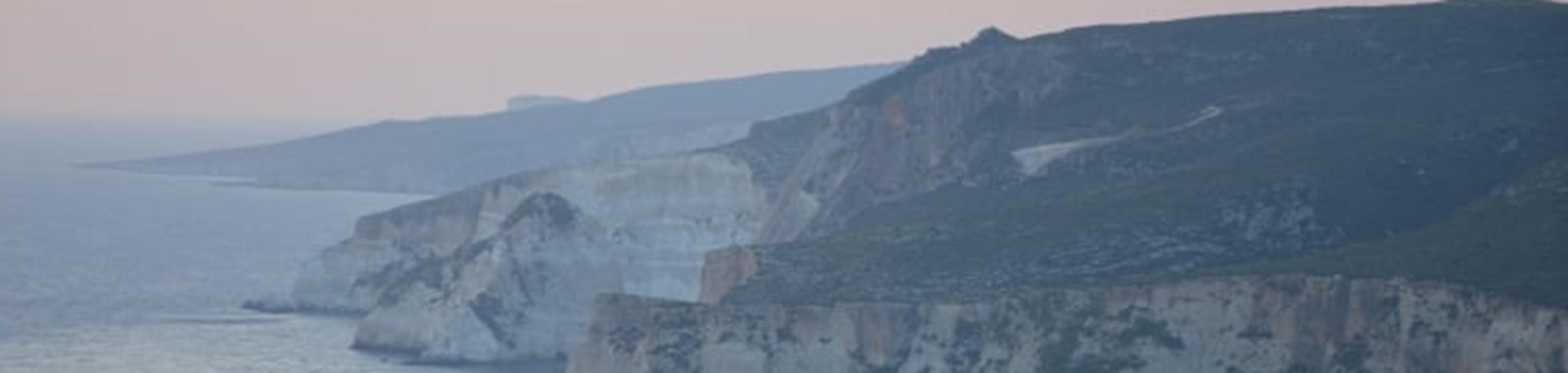 Wegdromen op het ongerepte Griekse Eiland, Zakynthos