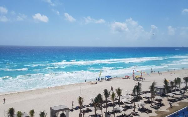 Mayacultuur en tropische stranden