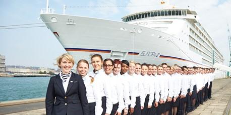 Sri Lanka naar Singapore met Hapag Lloyd Cruises EUROPA 2