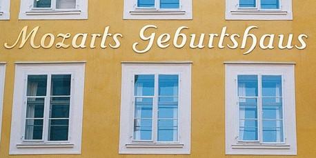 Mozart in Salzburg & Wenen