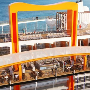 CELEBRITY EDGE cruises CONCEPT PREVIEW