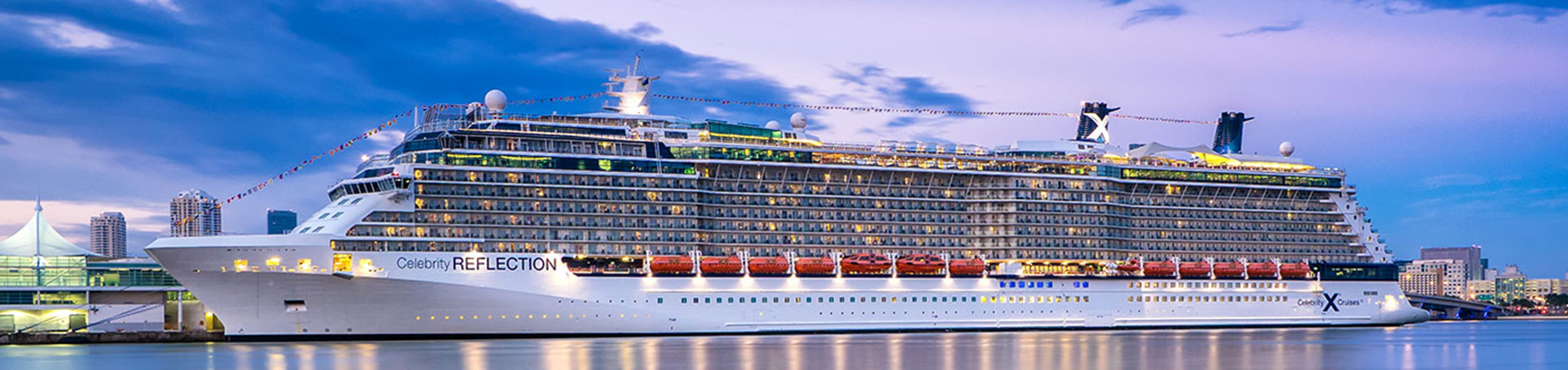 - Check In & cruises