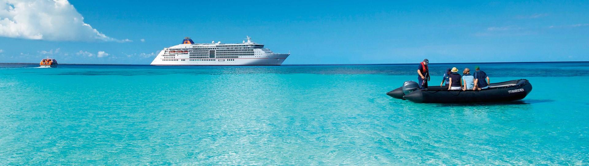 Begeleide Cruises