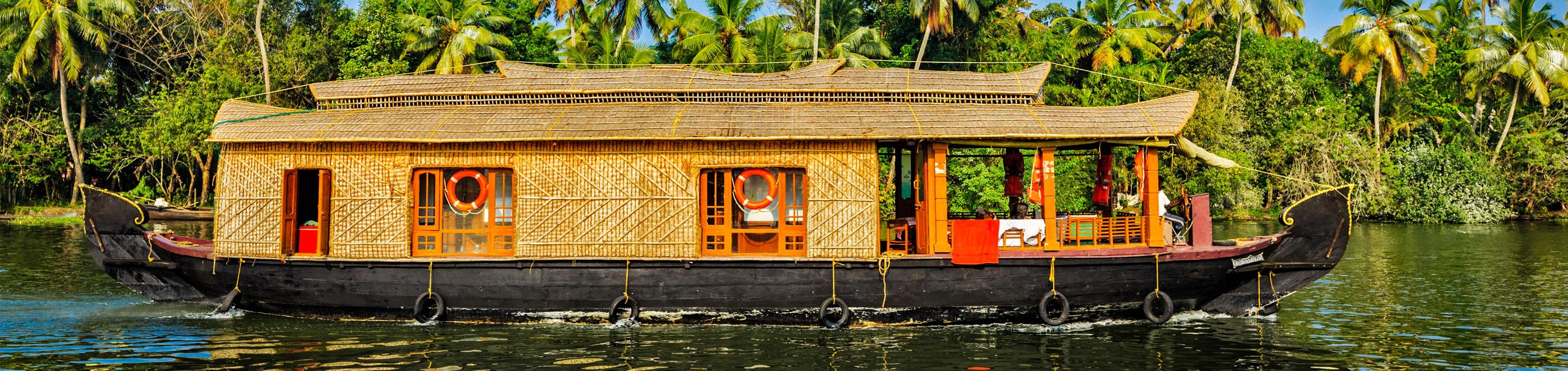 Herbronnen in Kerala