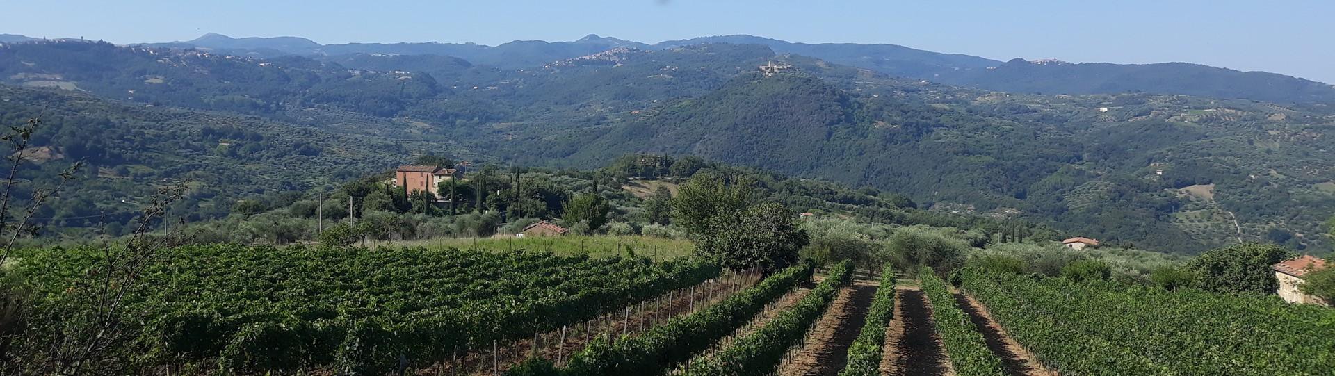 Het ongekende Toscane