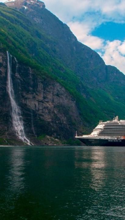 Noorse Fjorden Nieuw Statendam 5*