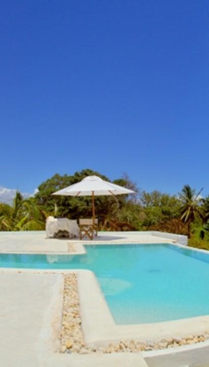 Gezien op Blokken : Msambweni Beach House & Private Villa's