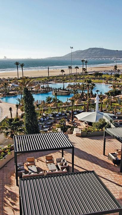 Vernieuwd RIU hotel in Agadir voor de hele familie