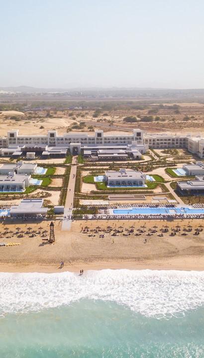 Het nieuwste 5* RIU-hotel op de Kaapverdische Eilanden