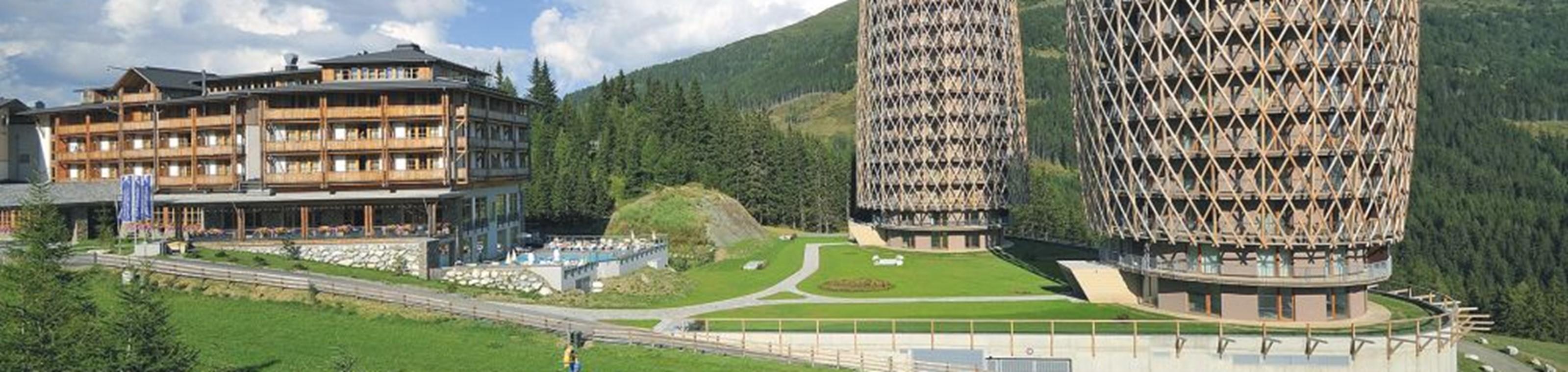Falkensteiner Hotel Cristallo