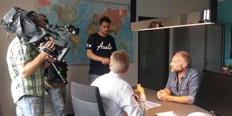 Reizen De Lathauwer in de media.