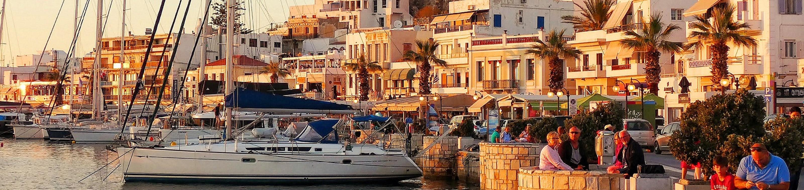 Eilandhoppen langs minder bekende Cycladen