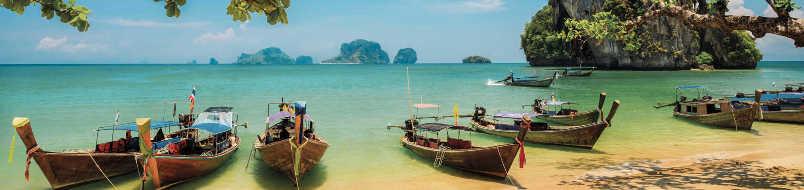 Thailand Classic Deluxe tour
