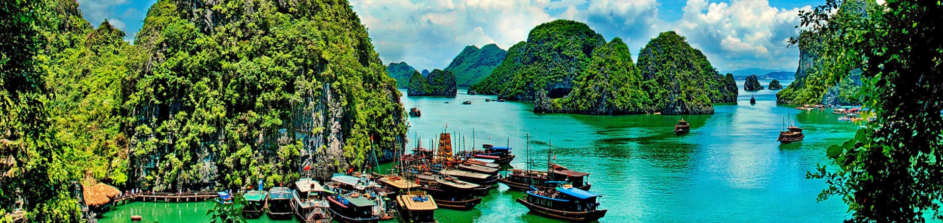 Thailand main destinations tour