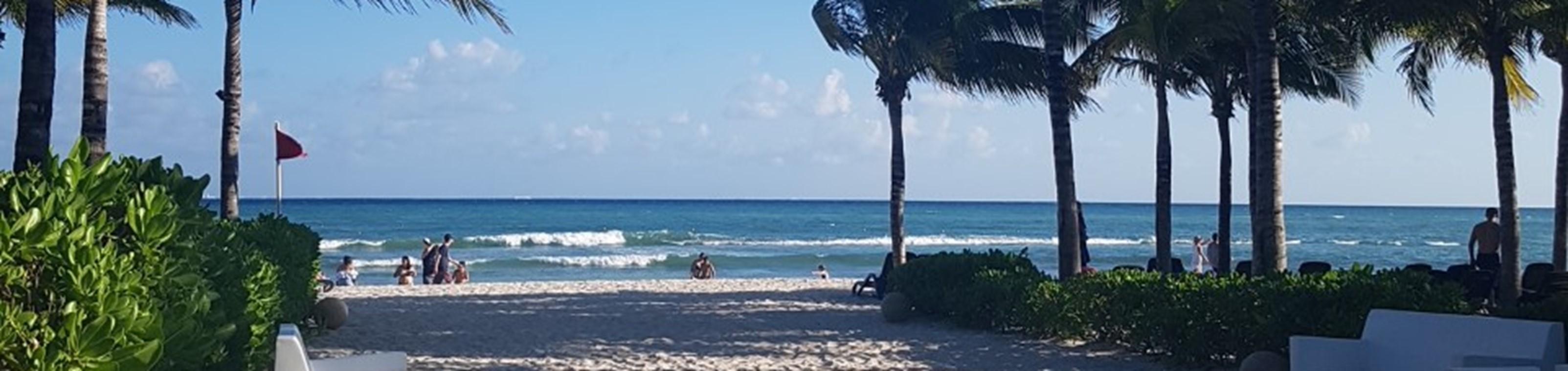 Sandos Caracol Eco Resort in Playa del Carmen (Cancun)