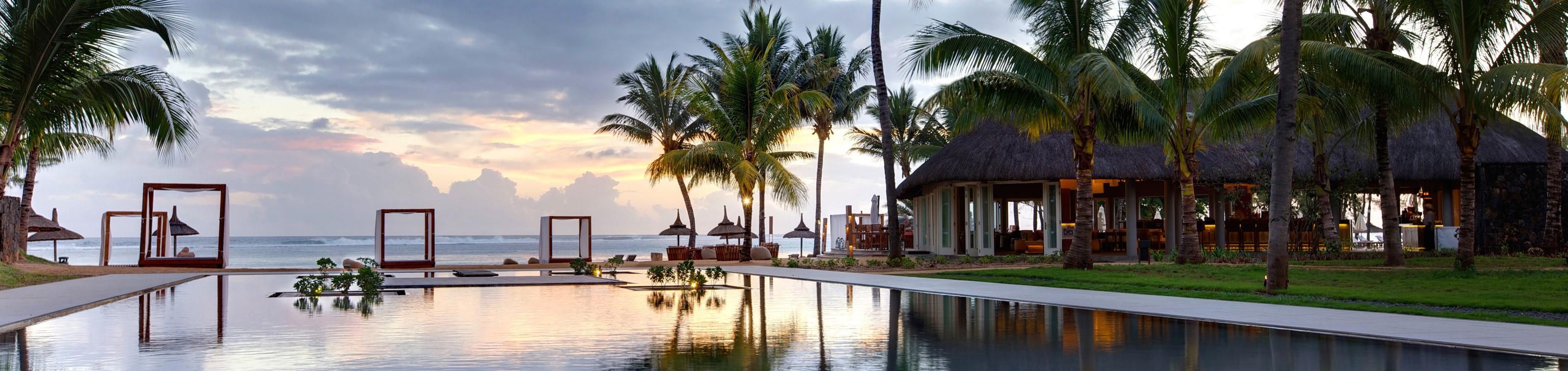 5* Outrigger Mauritius Beach Resort