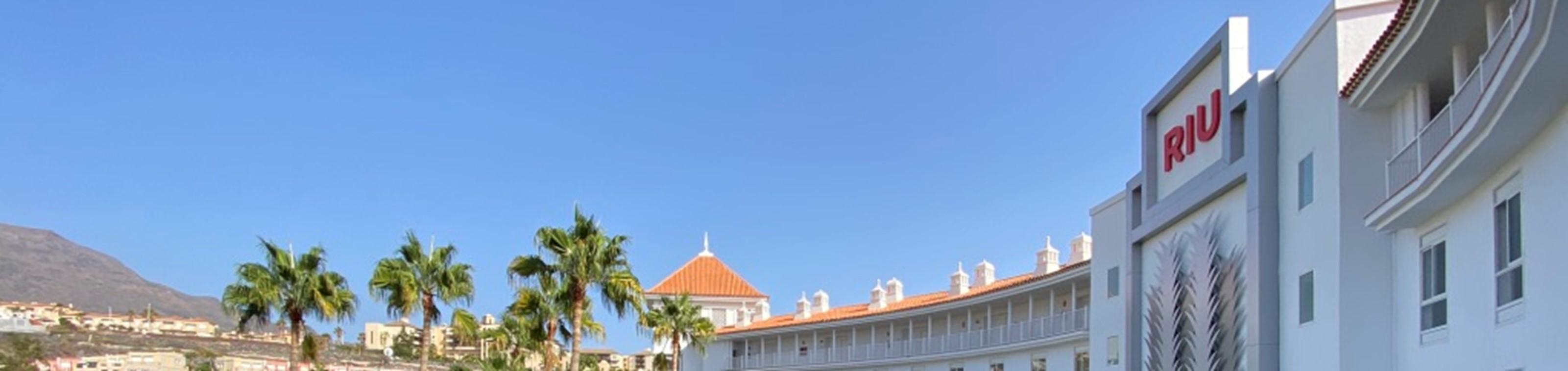 Adults only RIU hotel in Costa Adeje (Tenerife)