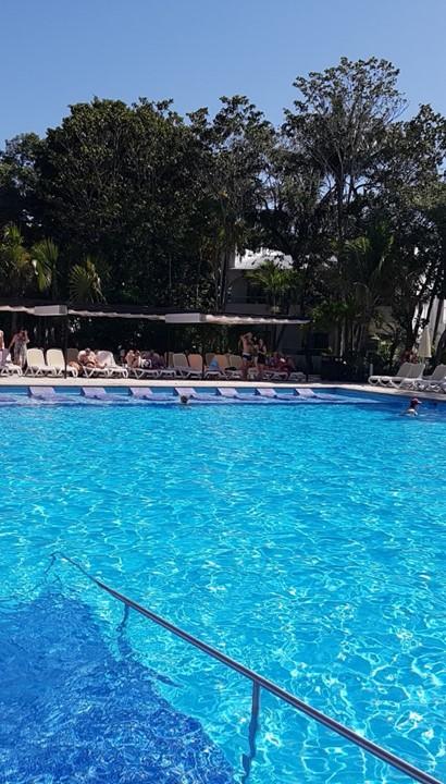 5* Riu Tequila club hotel in Playa del Carmen (Cancun)