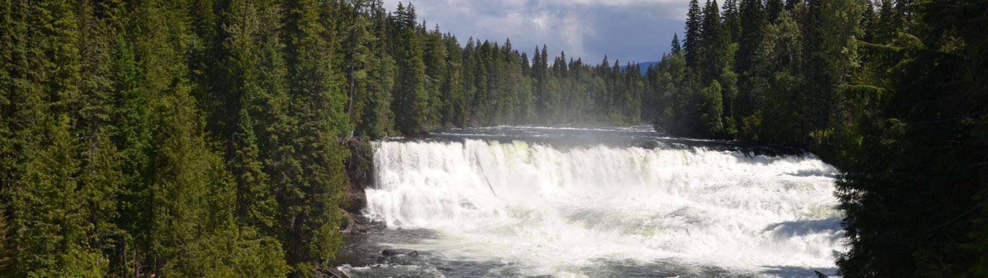 Reisverslag West Canada