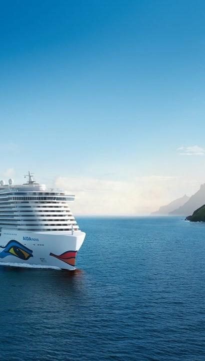 Middellandse Zee Cruise met AIDAnova