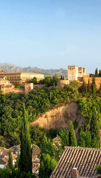 Andalusië vanaf Oostende