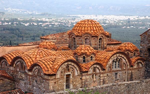 9 daagse begeleide groepsreis Griekenland: Athene en de Peloponnesos