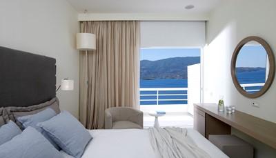 Classic dubbel<br /> Deluxe dubbel (foto)<br /> Deluxe suite<br /> Suite met slaapkamer met dubbel bed en aparte slaapkamer met twin bedden