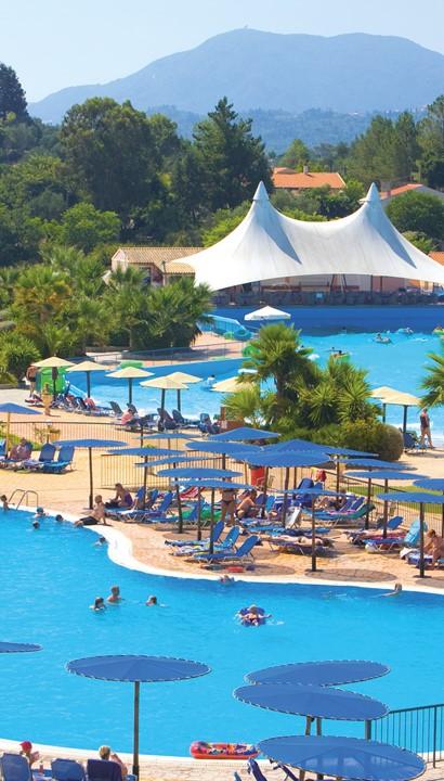 Een spetterende vakantie met het hele gezin op Corfu