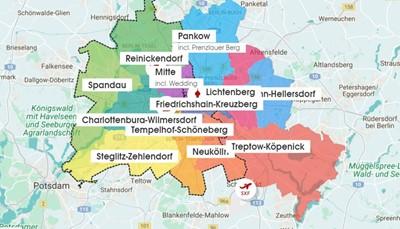 <p>Berlijn is een grote stad, opgemaakt uit maar liefst 12 districten. Welk district je kiest als verblijfplaats is dus erg belangrijk, want de afstanden tussen de bezienswaardigheden in Berlijn zijn vrij groot. Je kunt niet heel Berlijn te voet verkennen. Of een hotel al dan niet goed gelegen is, hangt dus vooral af van wat je wil doen of zien. Het hotel Riu Plaza Berlin is gelegen in het westelijke centrum van Berlijn, in het district Schöneberg. Het is ideaal voor een shopping tripwant het grote, bekende winkelcentrum KaDeWe ligt op wandelafstand. Andere bezienswaardigheden zijn vlot te bereiken per metro, en ook die is vlakbij (op 400m).</p>