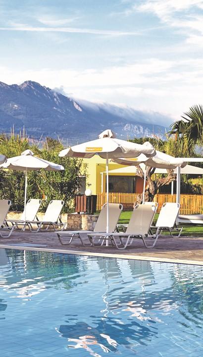 SUNEO Atlantica Thalassa Hotel à Kos