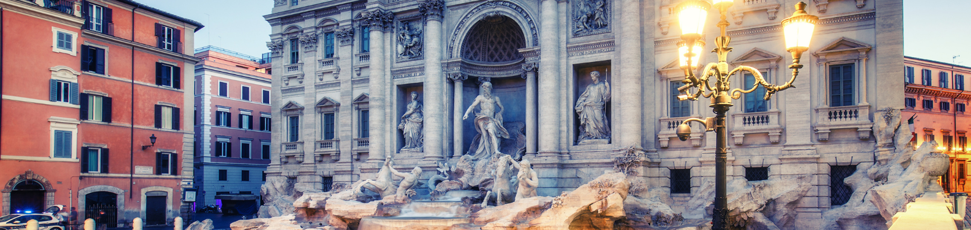 Perfecte uitvalsbasis voor je citytrip in Rome: Hotel Trevi***