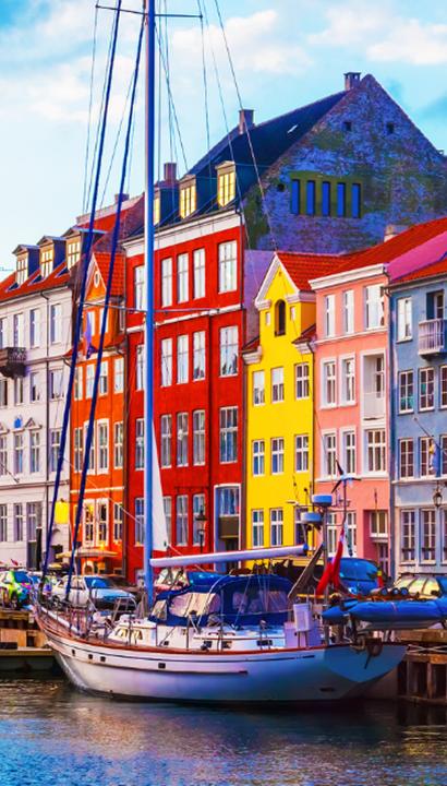 Circuit en voiture au Danemark, le pays de châteaux et des Vikings