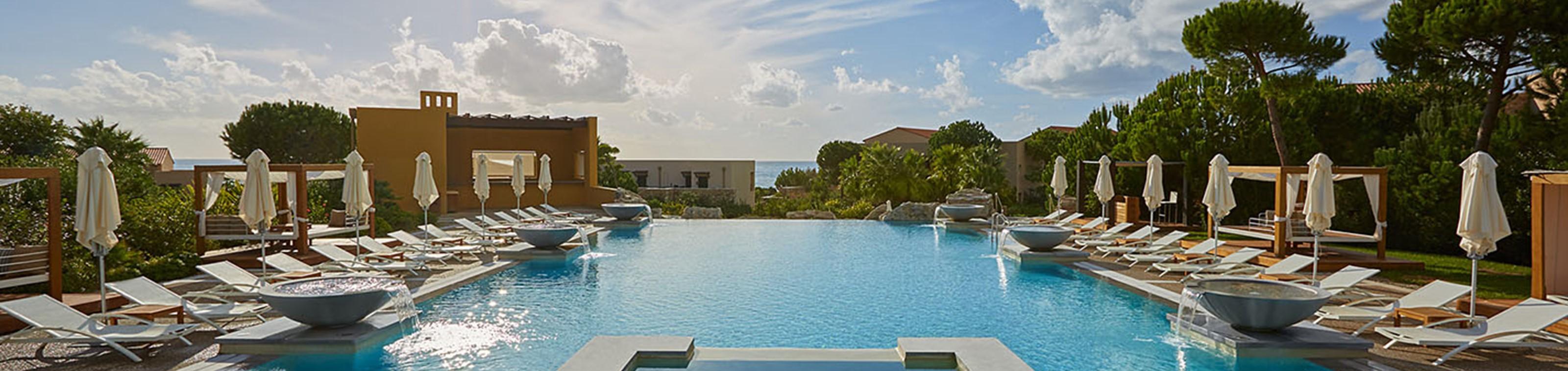 Vijfsterrenhotel op de Peloponnesos: The Westin Resort Costa Navarino