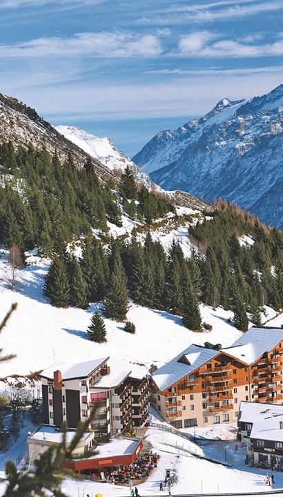 Skiën in de paasvakantie in Alpe d'Huez