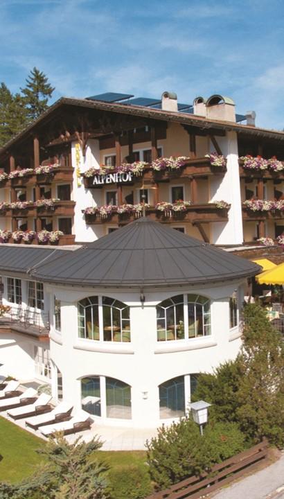 Luxe en wellness midden in de Oostenrijkse Alpen