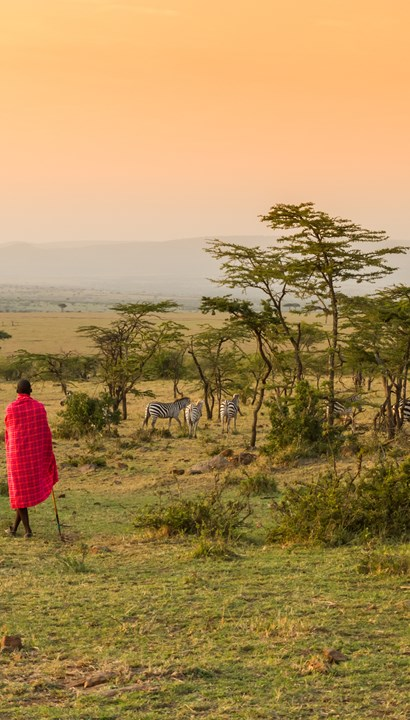 Onvergetelijke groepsreis naar Kenia