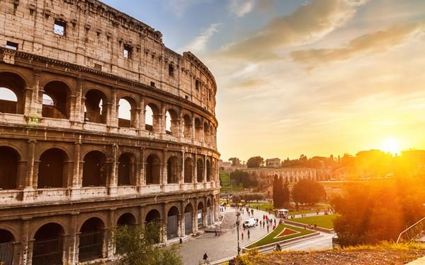 Séjour au cœur de Rome