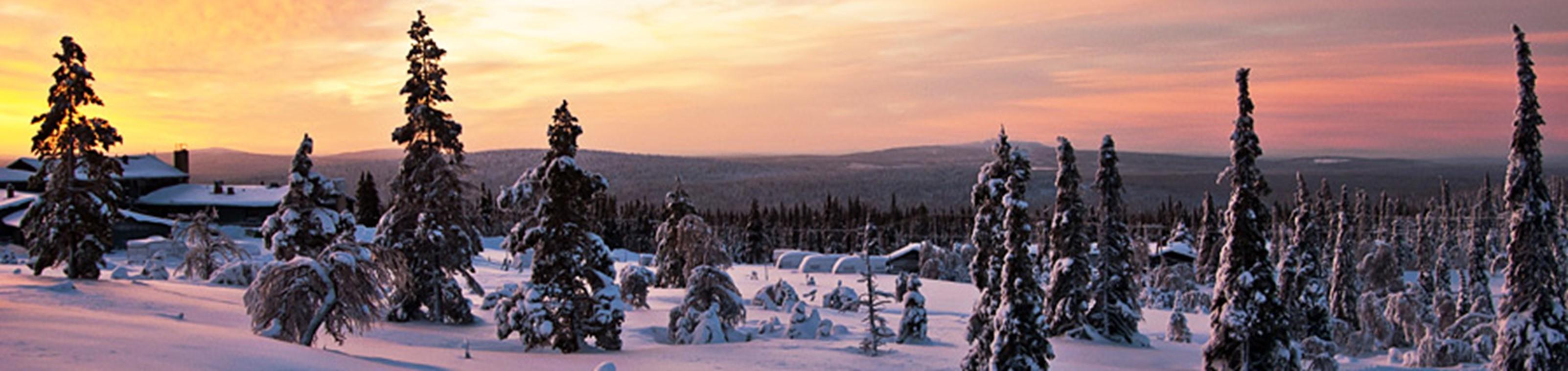 De hoogtepunten van Fins Lapland